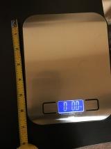 Kitchen Scale 3