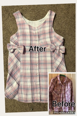 repurpose old shirt